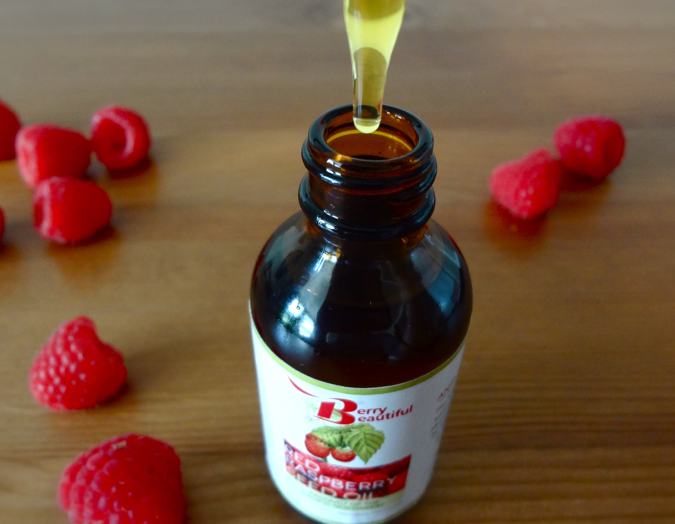 best raspberry seed oil