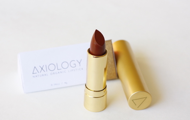 axiology natural lipstick review