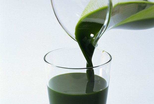 chlorophyll benefits for skin