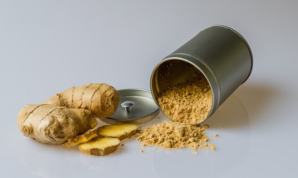 ways to use ginger